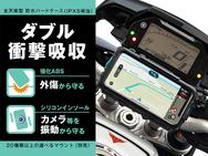 iPhone 12 Pro Max のカメラをバイクの振動から護る! UA から専用ハードケースが登場
