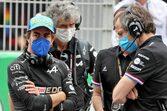 アロンソ「望んだ順位ではないが、良いパフォーマンスを引き出しレースを楽しめた」:アルピーヌ F1第4戦決勝