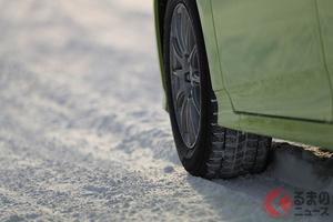 冬タイヤに履き替えの時期 外したタイヤはどう保管!? 長持ちさせる方法とは