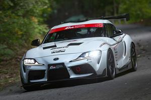 「レーシングドライバーがガチで煮詰めたGRスープラ車高調!」D2ジャパンの最新最強スペックに迫る