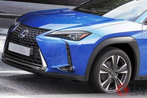 レクサス初EV「UX300e」が初年度135台限定で登場! ホンダやマツダも参入して国内EV市場はどうなる?