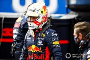 レッドブル・ホンダのフェルスタッペン、ポルトガルGPは3位も思い通りのレースできず。序盤に接触したペレスは「自滅した」とバッサリ