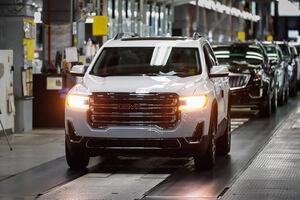 EVの「キャデラック・リリック」を生産! GⅯがテネシー州の工場に20億ドルを投資