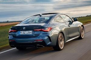 【フロントグリルを許せる走り】最新BMW 4シリーズ M440i xドライブへ試乗 後編