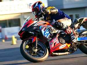 【オートバイ杯ジムカーナ】今シーズン最初で最後の一戦 作田ニンジャ400、NSR勢を下して完全勝利!【スポット戦・A級レポート】