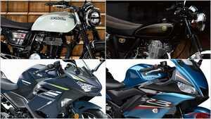 2021新型バイク総まとめ:日本車251~400ccミドルクラス【大人気GB350の登場でクラス全体が活性化するか?】