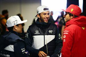 F1第16戦トルコGP決勝トップ10ドライバーコメント(1)
