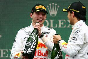 フェルスタッペンが選手権首位を奪還「優勝争いをするペースはないと割り切り、2位を守ることに集中した」F1第16戦