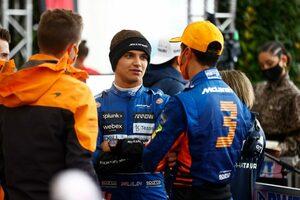 ノリス7位「選手権争いでのダメージを最小限に抑えることができた」マクラーレン/F1第16戦決勝