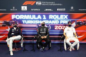 F1第16戦トルコGP決勝トップ10ドライバーコメント(2)