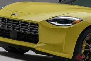 日産新型「Z」が豪で先行予約開始! 究極の限定車も設定し2022年半ば発売へ