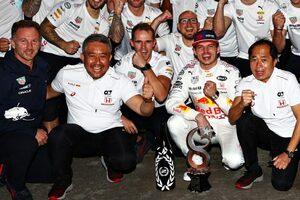 ホンダ田辺TD「日本GPのはずの週末にW表彰台&選手権首位。ファンに喜んでもらえるのではないかと思う」/F1第16戦