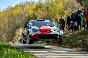 トヨタ、WRCスペインでの両タイトル確定目指す。オジエ「3日間すべてがターマックで行われるのは歓迎」