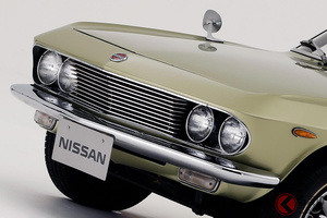 1960年代に誕生した名作ばかり! 日本車離れしたデザインの車3選