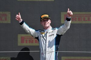 F1行きのチャンスを2度フイに……ダニエル・ティクトゥム「僕は余計なことを喋りすぎた。でもそれが僕だ」