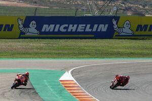 【MotoGP】ミシュラン、MotoGPクラスのタイヤサプライヤーを2026年まで継続へ