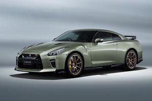 日産「GT-R」2022年モデルを発表し特別仕様車「T-spec」を設定