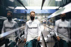 アストンマーティン残留が決まったベッテル、F1新時代に向け強い意欲示す「次世代F1カーでバトルをするのが楽しみ」
