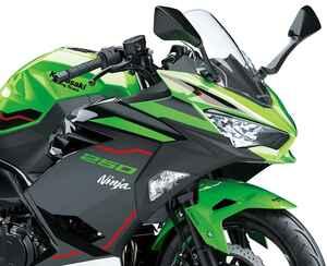 カワサキが「Ninja250」の2021年モデルを発売! カラーはKRTエディションを含め2色の設定