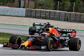 【F1第4戦無線レビュー(2)】「どうすれば最後まで行ける?」ハミルトンの猛追で、窮地に立たされたフェルスタッペン