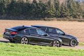 【BMWとAMG 大関対決】BMW M550iサルーンか メルセデスAMG E 53 エステートか 後編