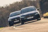 【BMWとAMG 大関対決】BMW M550iサルーンか メルセデスAMG E 53 エステートか 前編