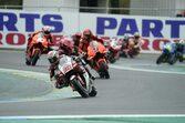 中上貴晶「初めてフラッグ・トゥ・フラッグを経験。とても難しいレースでした」/MotoGP第5戦フランスGP決勝