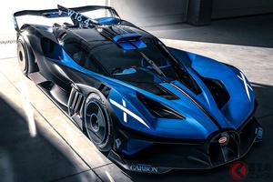 最高速500キロ! 1850馬力のブガッティ「ボライド」の1号車がついに完成! 実車のディテールをチェック
