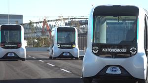 トヨタが未来のモビリティサービスを実現するAutono-MaaS専用EV「e-Palette」の運行管理システムを公開
