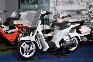 【昭和の原付】生活の足やビジネス用途にも適したスクーター「スズキ・モレ」