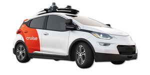ホンダ クルーズ GM 年内に自動運転車の国内技術実証を開始【動画】