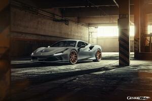 ノヴィテック「フェラーリ F8 トリブート」がさらに進化! カーボン製パーツに加えて最高出力が802hpに向上 【動画】