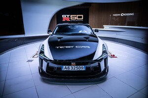 1億4500万円超のGT-Rがスゴすぎる! GT-R50 byイタルデザインの市販モデルに迫る