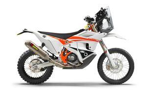 2万5900ユーロで買えちゃう、マジなラリーバイク