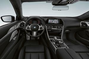 BMW「8シリーズ」の限定モデル「フローズン・ブラックエディション」をオンライン発売