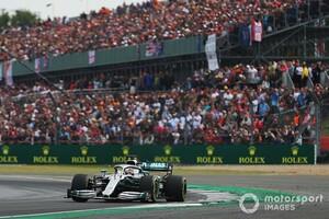 """F1に満員の観客が帰ってくる! イギリスGP、""""収容人数100%""""14万人の観客を動員へ"""