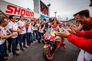 コロナウイルスの影響で、MotoGP日本グランプリ開催中止を決定