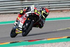 Moto3オランダ初日:鈴木竜生が総合トップ記録。他日本勢は苦戦気味の滑り出しに