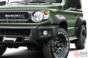 5速MTのみの硬派SUV!  スズキ「ジムニー」人気爆発で新モデルを豪などで連投 4WD熱止まぬ2つの個性は