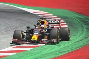 F1シュタイアーマルクFP2:レッドブル・ホンダのフェルスタッペンが連続首位で初日締めくくる。角田裕毅は15番手