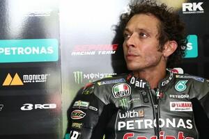 【MotoGP】「来年も走るのはかなり難しい」ロッシ、今年限りで引退に? VR46での現役続行も望み薄か