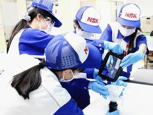 日本精工、8月から女子高生以上を対象にオンライン体験イベント「NSK夏のリコチャレ2021」開催