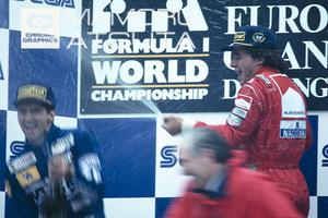 F1史上、稀に見る名レース!ウエットでごぼう抜きを見せたセナ…1993年の記憶【連載第10回:熱田護のF1勝手に片思い】
