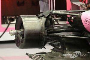 ルノーF1が抗議! レーシングポイントとメルセデスのブレーキダクトの類似性とは?