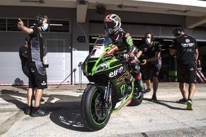 スーパーバイク世界選手権(SBK)第2戦を前にカタルーニャでテスト実施
