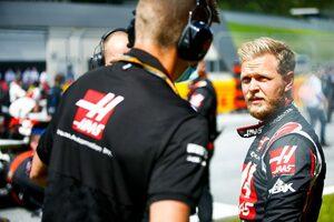 マグヌッセン「クルマの限界近くまで攻めることができた。僕らには予選でのスピードが必要」:ハース F1第2戦決勝