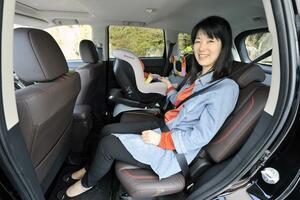 「座る子供」と「愛車」に合っているかが重要! 現役子育てママが教えるチャイルドシートの選び方