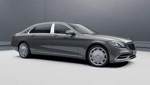 お値段2900万円也!究極のエクスクルーシブ性を追求したメルセデス・ベンツ「マイバッハ S クラス Grand Edition」