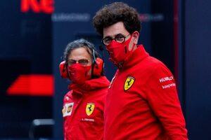 フェラーリF1の運営体制を疑問視する声「レッドブルやメルセデスと異なり、代表を支える人材がいない」