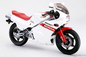 ホンダ2サイクル250初のフルカウルロードモデル「NS250R/F」とは!